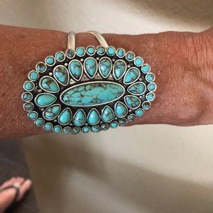 Large Lucky Brand Bracelet